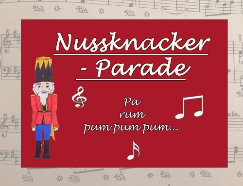 Nussknacker-Parade